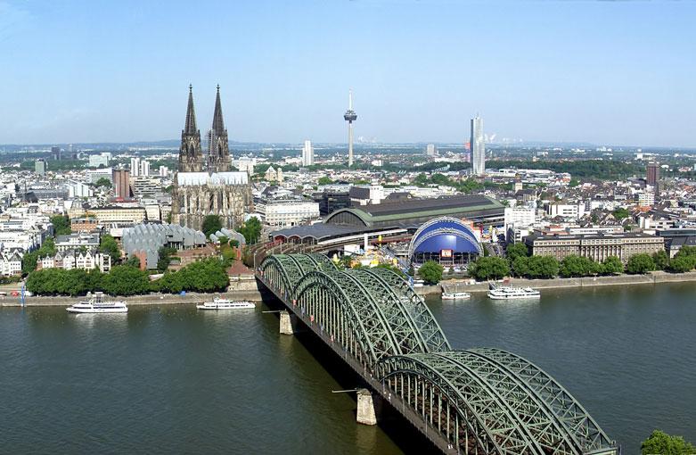 Praktikum in Köln