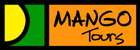 Fits in 160x50 mango tours logo klein