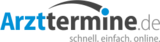 Fits in 160x50 logo arzttermine