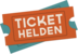 Fits in 160x50 tickethelden logo