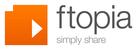 Fits in 160x50 ftopia logo 400 tagline