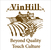 Fits in 160x50 vinhill logo brown
