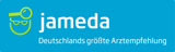 Fits in 160x50 jameda logo mit claim