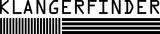 Fits in 160x50 klangerfinder logo