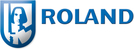 Fits in 160x50 roland logo 3d rgb