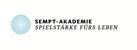 Fits in 160x50 sempt akademie logo klein