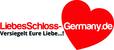 Fits in 160x50 logo liebesschloss germany v0.4 t shirtdruck