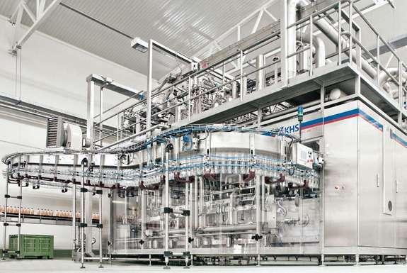 Praktikum bei KHS GmbH
