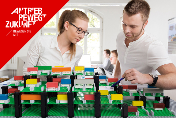 Praktikum bei SEW-EURODRIVE GmbH & Co KG