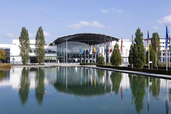 Praktikum bei Messe München