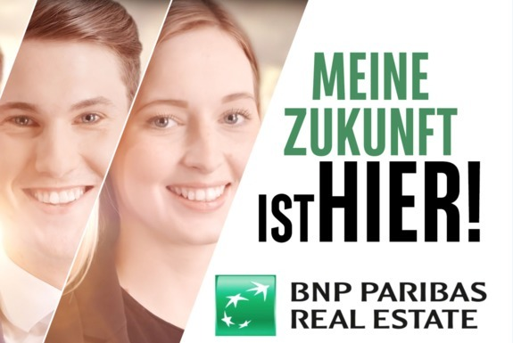 Praktikum bei BNP Paribas Real Estate