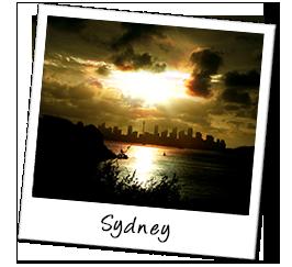 Polaroid australien sydney