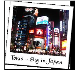 Polaroid japan tokyo